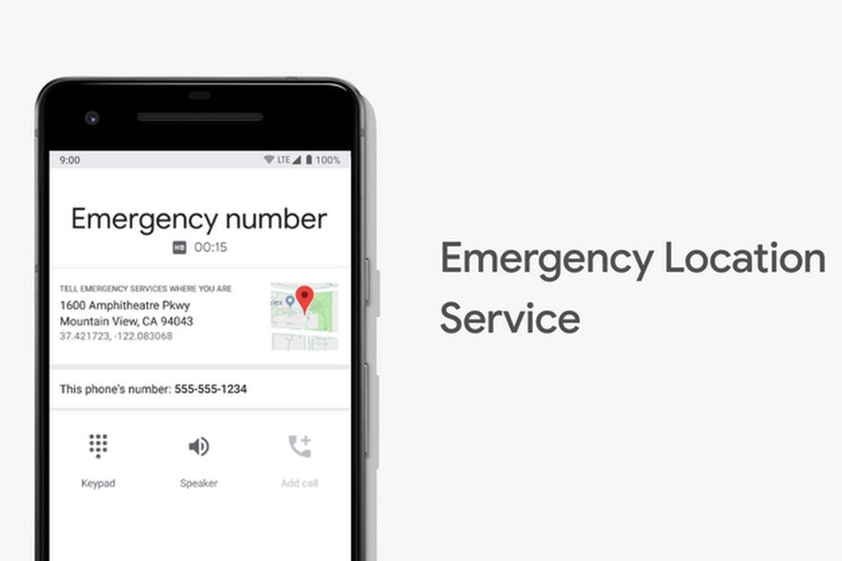 Google presenta su servicio de localización en caso de emergencias