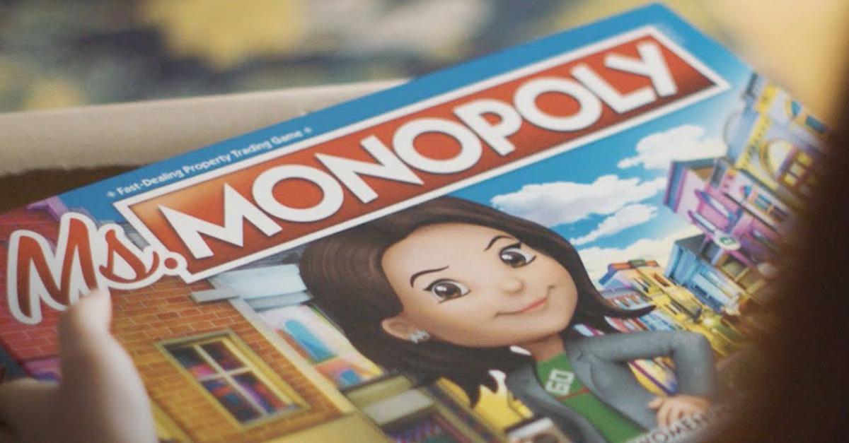 Hasbro anunció una versión feminista de Monopoly