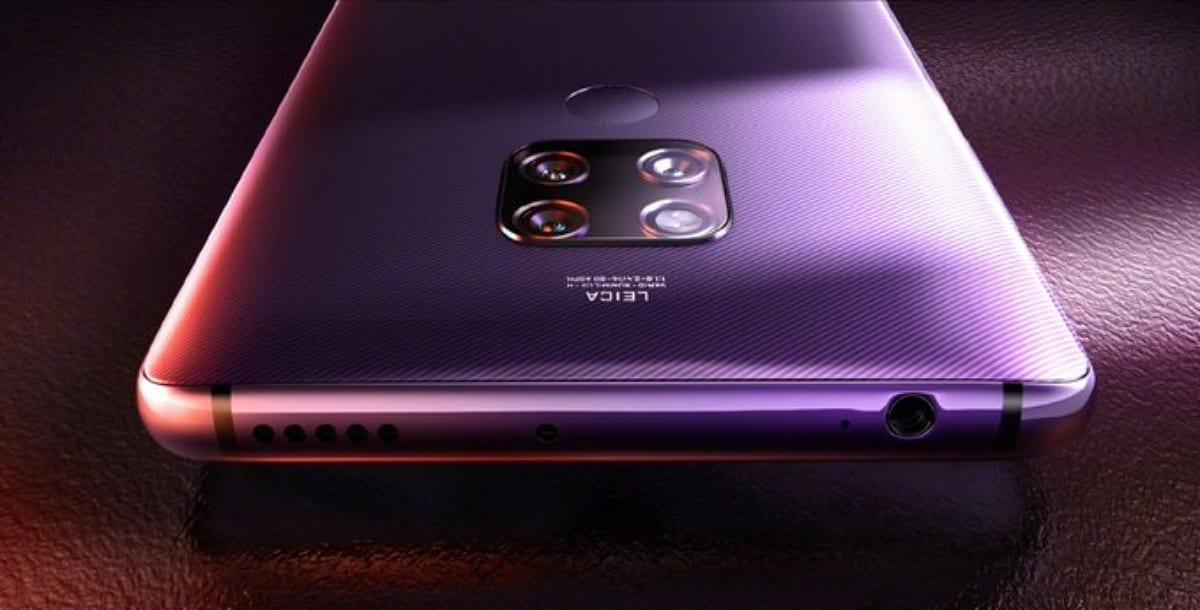 Huawei lanzaría el Mate 30 sin Android