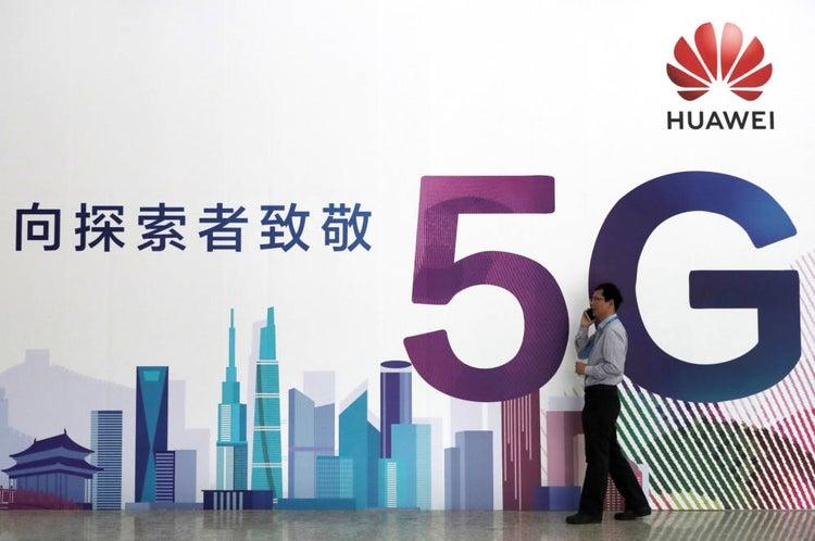 Huawei plantea vender sus patentes de 5G a una empresa occidental