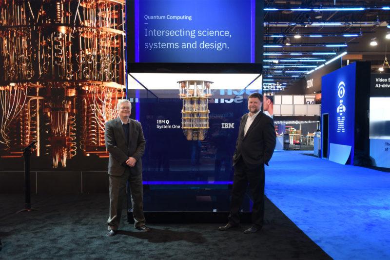 IBM presenta la computadora más rápida: 53 qubits de potencia cuántica