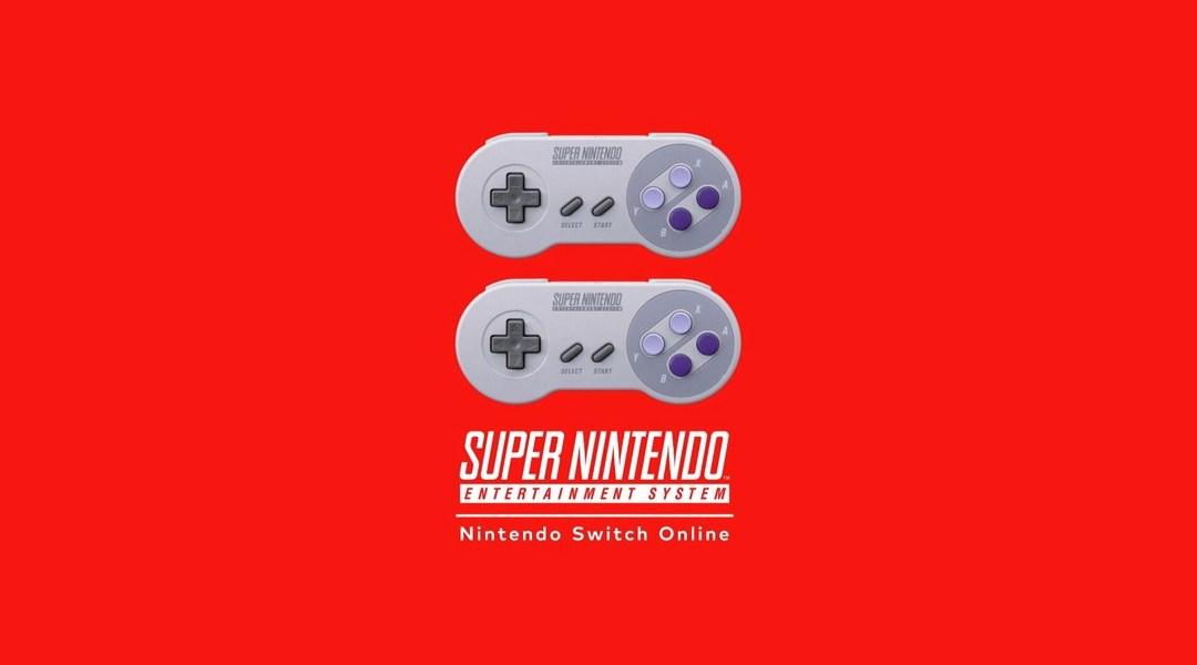 Juegos de Super Nintendo llegan a Nintendo Switch a partir de hoy