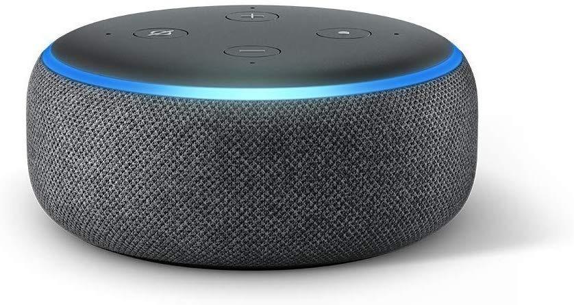 La nueva línea de dispositivos Echo de Amazon disponibles en México