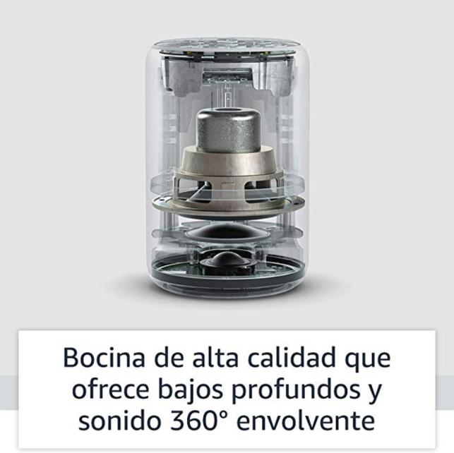 La nueva línea de dispositivos Echo de Amazon disponibles en México 2