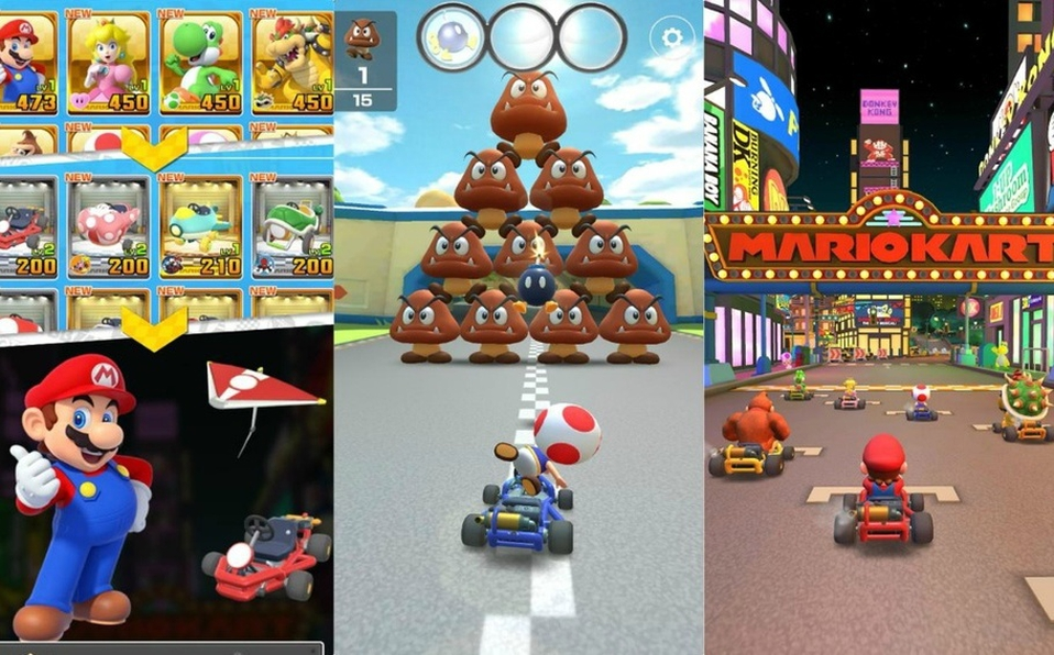 Mario Kart Tour ya está disponible para iOS y Android 2
