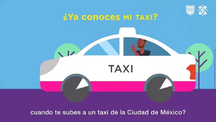 'Mi Taxi', la app de transporte seguro del gobierno de la CDMX
