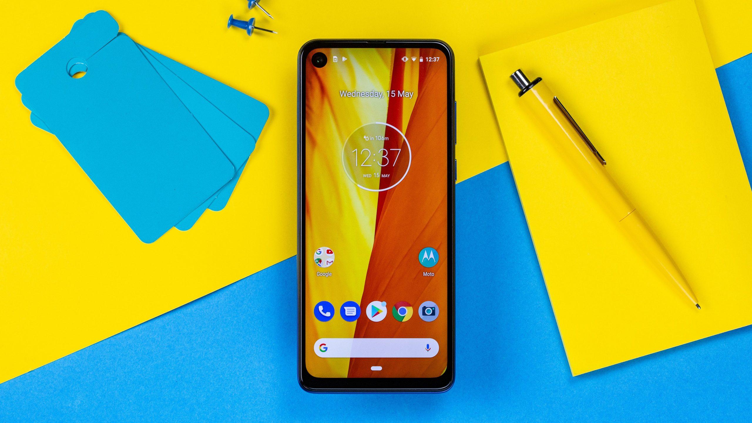 Motorola One Visión: El smartphone de pantalla ultrapanorámica
