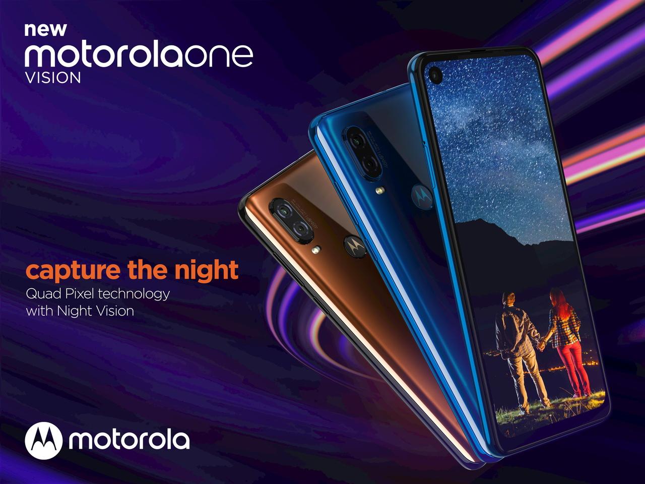 Motorola One Visión: El smartphone de pantalla ultrapanorámica 2