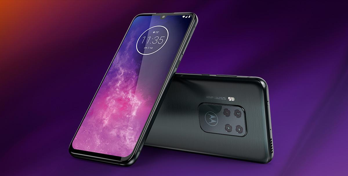 Motorola One Zoom, cuatro cámaras por 10,000 pesos