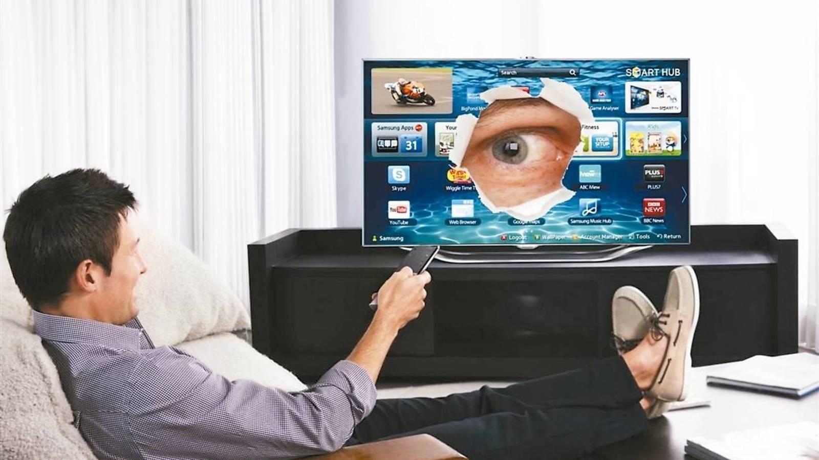 Netflix, Facebook y Google también espían nuestras Smart TV