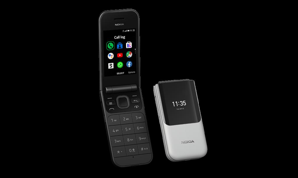 Nokia lanza tres celulares básicos con WhatsApp y Facebook