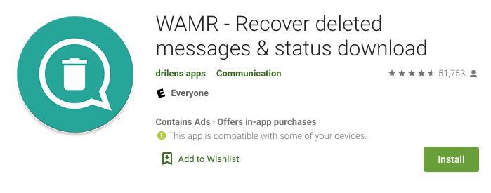 Te enseñamos a ver los mensajes borrados de WhatsApp 2