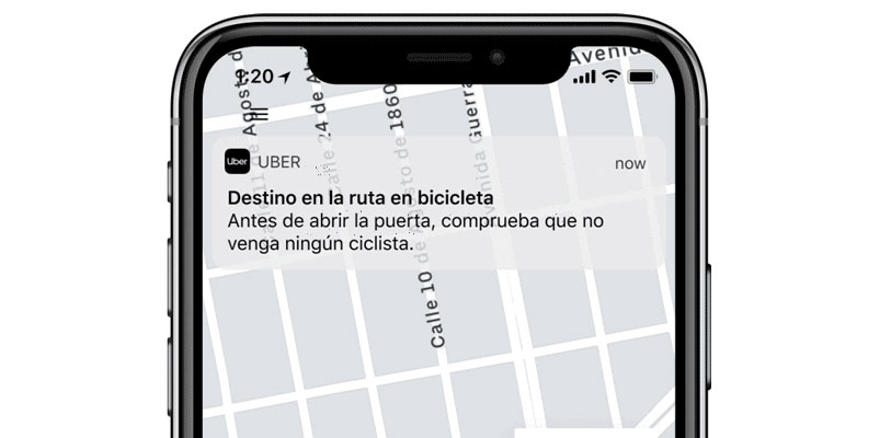 Uber lanza nuevas herramientas en su plataforma apara México 2