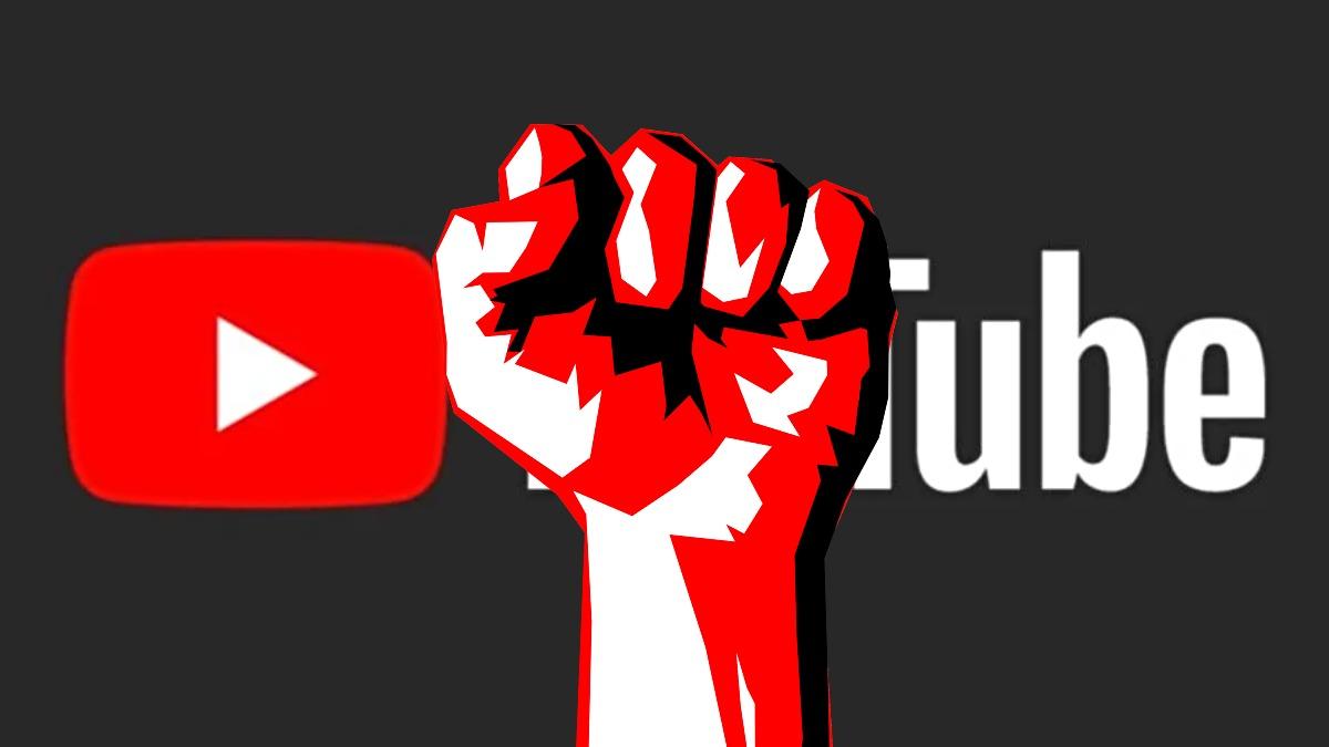 YouTubers europeos forman sindicato para exigirle a YouTubejusticiaytransparencia