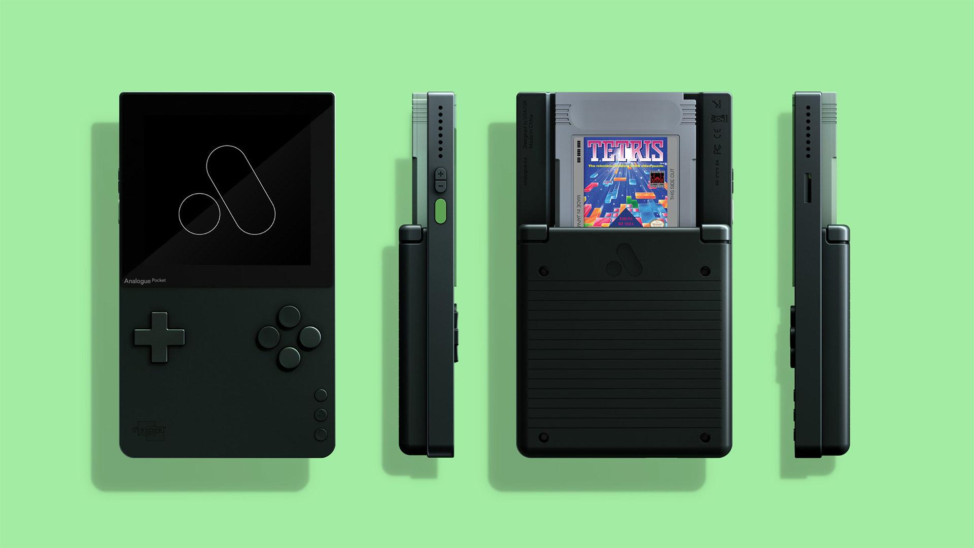 Analogue Pocket, la consola portátil que pretende revivir al Game Boy