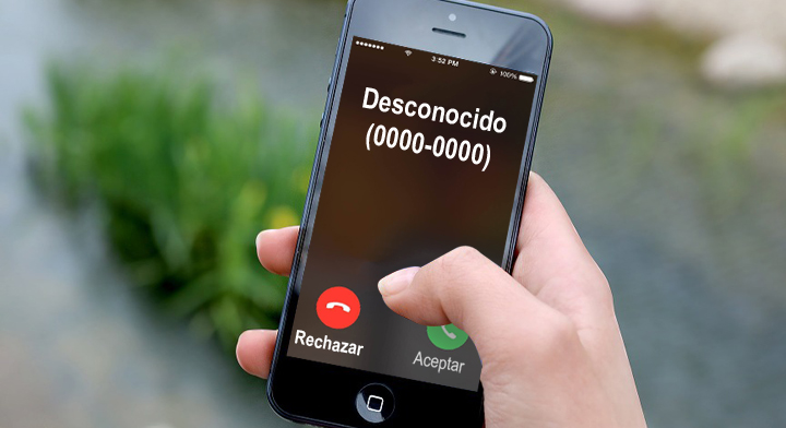 Así puedes bloquear las llamadas de números desconocidos en tu móvil