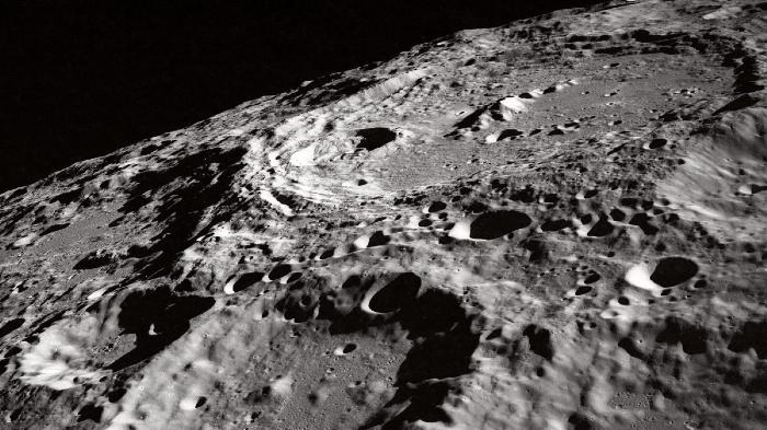 Científicos descubren cómo extraer oxígeno del polvo lunar