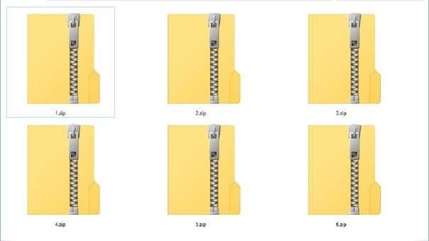 """El ZIP de la muerte: El pequeño archivo capaz de """"destruir"""" tu computadora"""