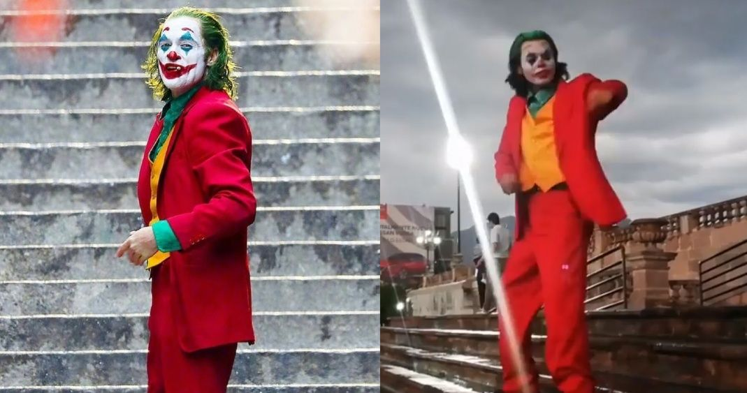 Fan de Joker se hace viral al imitar baile en Monterrey