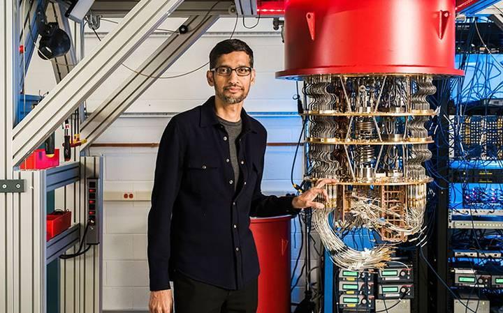 Google confirma haber alcanzado la supremacía cuántica 2