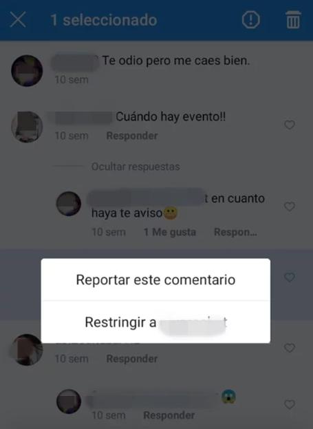 Instagram lanza la función Restringir para luchar contra el acoso 3