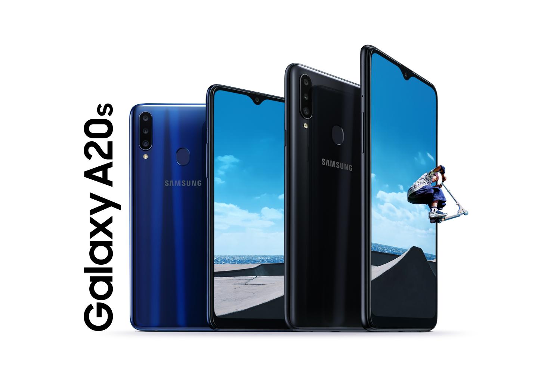 Los nuevos Galaxy A10s, A20s y A30s llegan a México 2