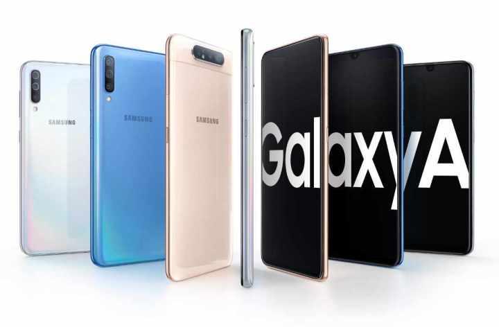 Los nuevos Galaxy A10s, A20s y A30s llegan a México
