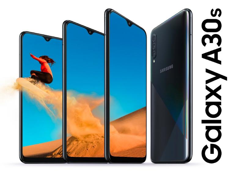 Los nuevos Galaxy A10s, A20s y A30s llegan a México 3