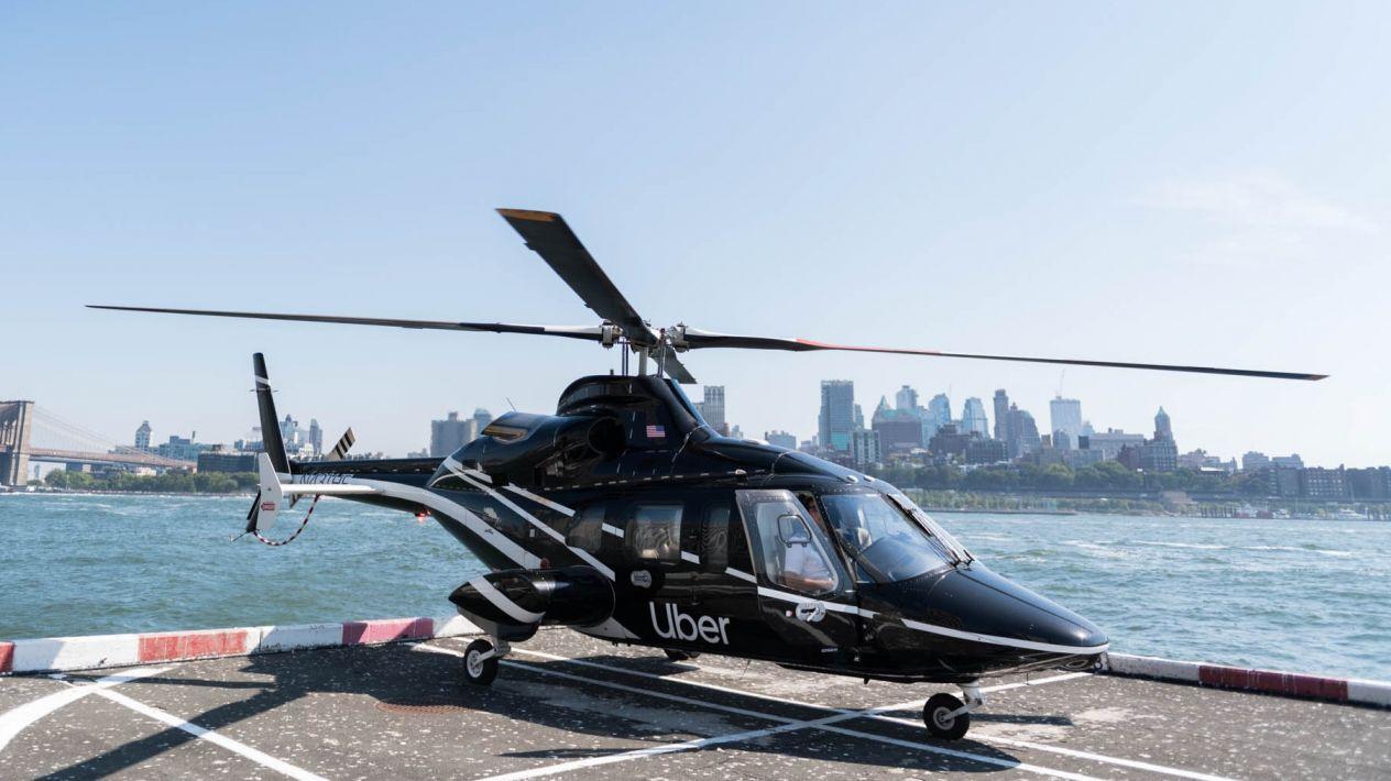 Los 'taxis voladores' de Uber están disponibles a partir de hoy