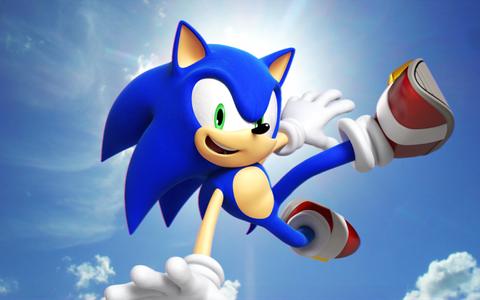 SEGA lanza a la venta tenis inspirados en Sonic The Hedgehog