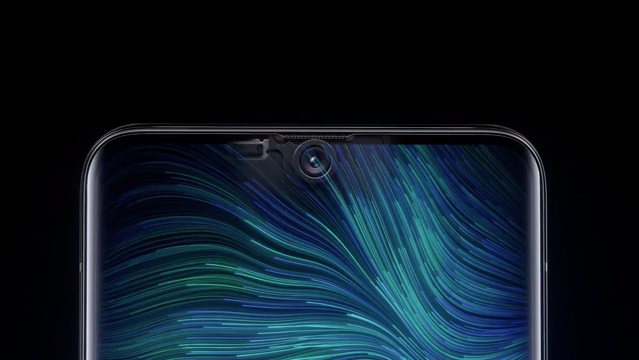 Samsung trabaja en un smartphone con cámara frontal bajo la pantalla