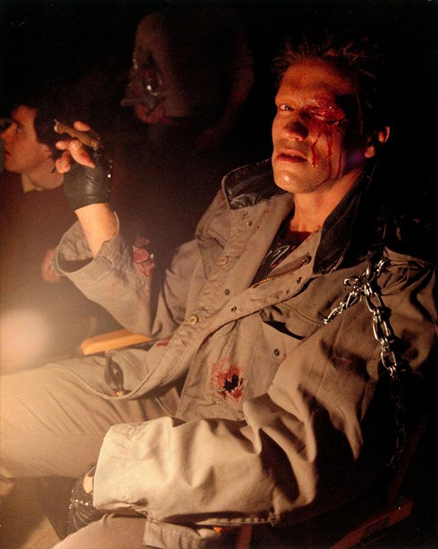 Schwarzenegger celebra los 35 años de Terminator con fotos inéditas 4