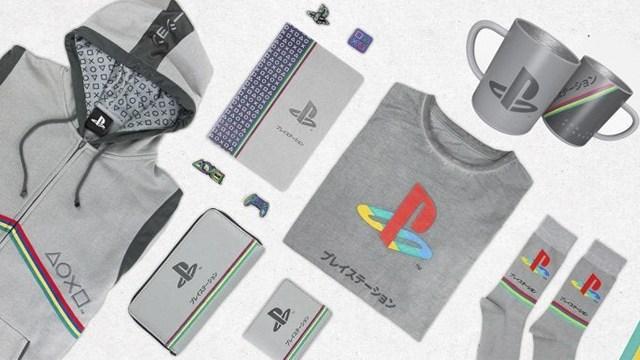 Sony lanza colección para conmemorar el 25 aniversario de PlayStation