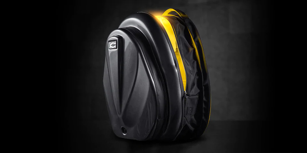The Ultimate Backpack, la mochila de Chevrolet con Wi-Fi y cámara