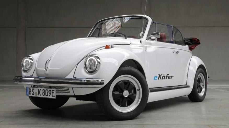 Volkswagen resucita el vocho, pero ahora es eléctrico