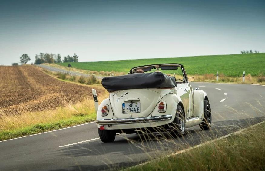 Volkswagen resucita el vocho, pero ahora es eléctrico 3