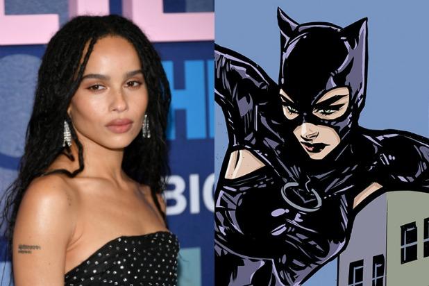 Zoe Kravitz será la nueva Catwoman en Batman de Robert Pattinson