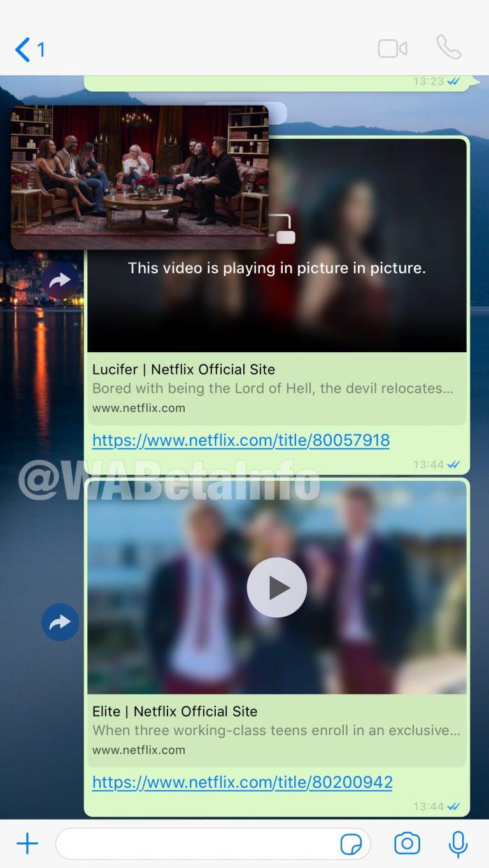 Ahora podrás ver Netflix desde WhatsApp 3