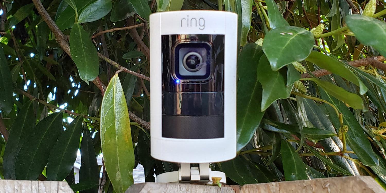 Así funciona la Ring Stick Up Cam, la cámara de vigilancia permanente
