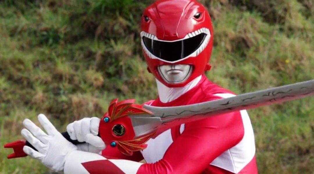 El Power Ranger rojo original viene a México para La Mole