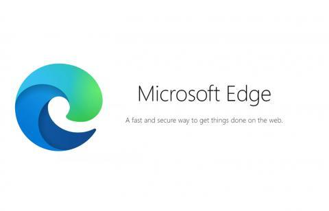 El nuevo logo para Microsoft Edge basado en Chromium