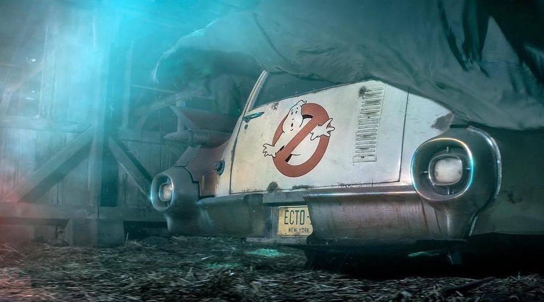 Filtran el posible título de Ghostbusters 2020