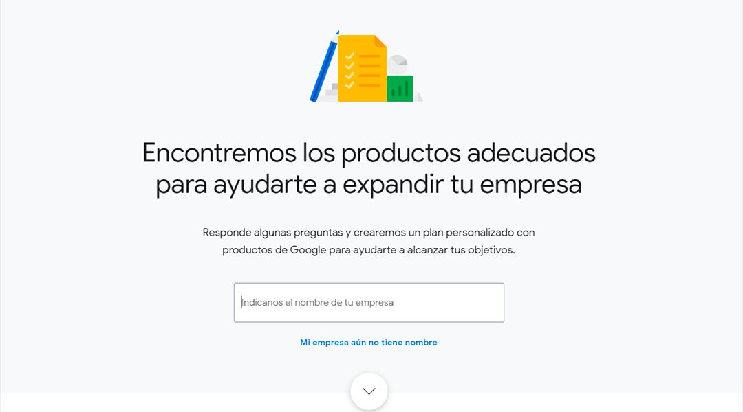 Google lanza plataforma gratuita para Pymes