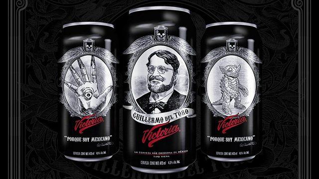 Guillermo Del Toro reclama a cerveza Victoria por usar su imagen