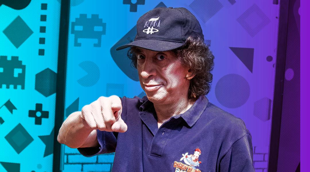 Gus Rodríguez: El padre de 'Club Nintendo' y amante de la tecnología