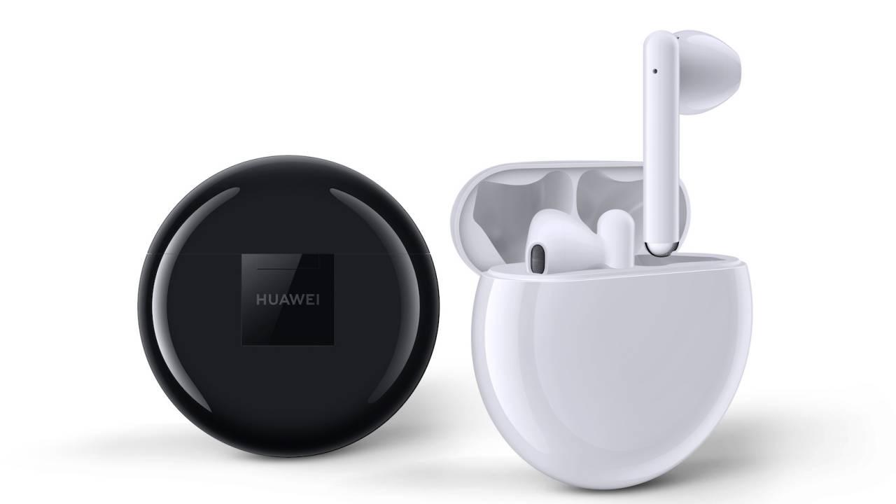 Huawei lanza sus audífonos FreeBuds 3 en México