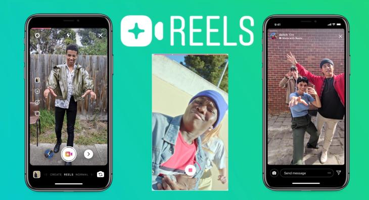 Instagram lanza Reels, el clon de TikTok