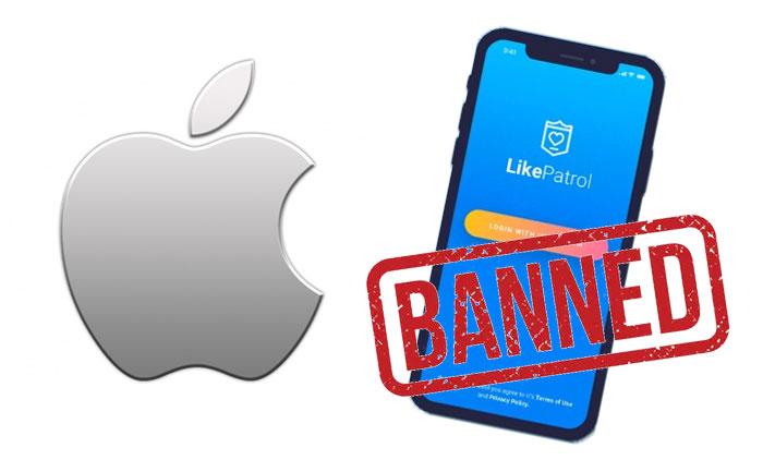 """Like Patrol, la app mexicana """"para espiar"""" en Instagram es retirada de la App Store"""