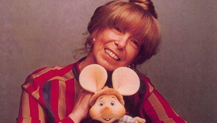Fallece María Perego, creadora de Topo Gigio, a los 95 años de edad