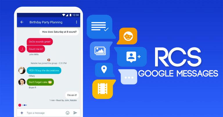 Mensajes RCS de Google: la nueva competencia de WhatsApp
